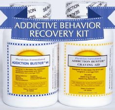 Addictive Behavior Recovery Kit - Bundle - 2 Items: Addiction Buster Craving Aid and Addiction Buster #2 - Natural Herbal Alternative Behavior Addiction Treatment for Addiction to Gambling, Internet, Compulsive Shopping/Spending, Hoarding, etc. by Addiction Buster. $59.95. 30 day money back guarantee physician formulated herbal addiction therapy made from all-natural and non-addicting ingredients. Bundle - 2 items: Addiction Buster Craving Aid and Addiction Bu...