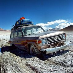 Getting stuck in Bolivia, I wonder if my TJ will make it to Bolivia and back. That would be a real adventure.