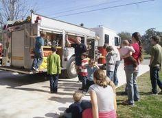 Fun field trips with a local homeschool association
