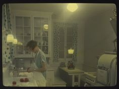 1930 vintage kitchen | Recent Photos The Commons Getty Collection Galleries World Map App ...