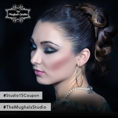 Start April off right with The Mughal's Studio for a cut and style that won't disappoint! #TheMughalsStudio #Studio15Coupon