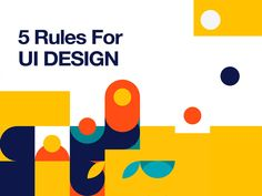 5 Rules For UI Design by Creative Tim