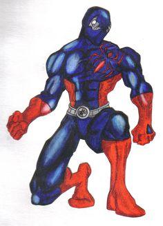 Spider-Man Unknown Variant