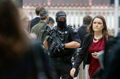 Recent Major Terror Attacks in Europe - Bloomberg