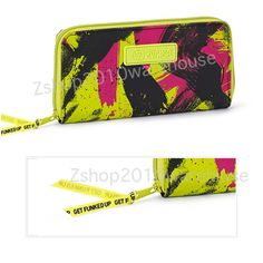 Zumba® Wallet ~Zippered,Purse,Bag,Tote fr. Orlando Convention RARE #ZumbaFitness #Envelope