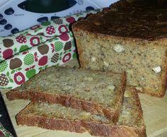 Rezept Möhren-Nuss-Brot aus Finesse 5/2014 von Thermododo - Rezept der Kategorie Backen herzhaft