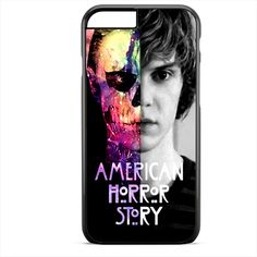 American Horror Story Tate Langdon Evan Peter TATUM-729 Apple Phonecase Cover For Iphone SE Case