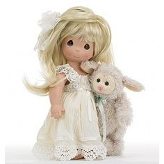 precious moments dolls | Precious Moments Dolls, Precious Collectibles, Doll Maker Linda Rick ...