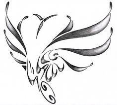 Fonds d'écran Art - Crayon > Fonds d'écran Tatouages ange par ombredudoute - Hebus.com