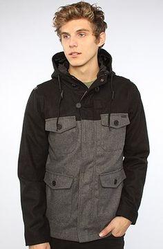 Ezekiel Men's Hopper Jacket