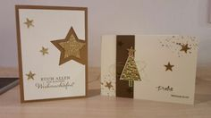 Weihnachtskarten stampin up, Festival of trees