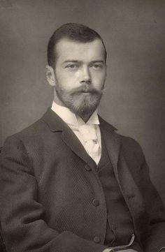 Czar Nicholas II from Russia.