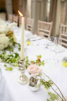 Top Table Wedding Flowers Hampton Manor Passion for Flowers (4)