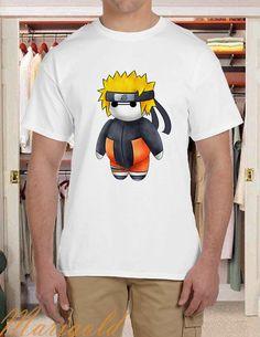 baymax as naruto design for men t shirt custom t by alicemarigold