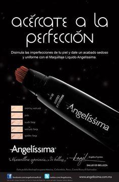 Maquillaje con Brocha https://www.facebook.com/VidAngelissima