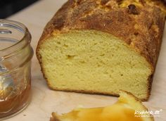 Heute im Blog Toastbrot - ein eifreies und glutenfreies Rezept. Unnnnnddd eine kleine #Anleitung wie ihr im Brot im Glas backen könnnt. Viel Spass beim Backen <3