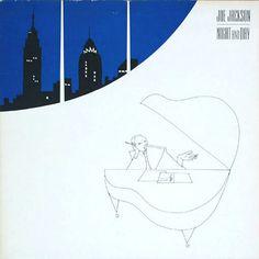 Joe Jackson Night And Day LP Record New Wave by Thetrinketsden, $10.00