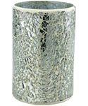 Pink Zebra at Home - Mirrored Crackle Glass Shade Candle Shades, Glass Shades, Zebra Shades, Pink Zebra Home, Pink Zebra Sprinkles, Shimmer Lights, Crackle Glass, Led Candles, At Home Store