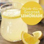 http://www.cheeriosandlattes.com/chick-fil-a-lemonade-copycat-recipe/