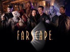 Farscape - this show was too good. Excellent story and genius puppetry and make up work. I watched it religiously when it was on the Sci-Fi channel. I know nothing lasts forever but it's one of those shows that you miss and wished there were more after its gone.