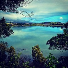 Raglan, New Zealand~Photo by kblock43 • Instagram