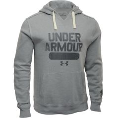 Under Armour Men's Charged Cotton Legacy Hoodie - Dick's Sporting Goods