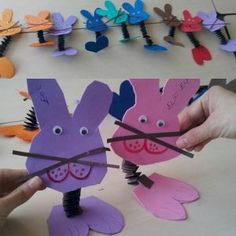 36 best easter bunny craft idea for kids images on pinterest bunny