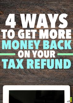 I had NO idea about some of these tax deductions, and they can save you lots of money! So glad I found this!
