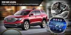 With modern-day safety features, a high-performance engine and advanced technologies, the 2018 #GMC Acadia is an SUV of choice for long road trips and adventure journeys. Read our detailed review. #UAE