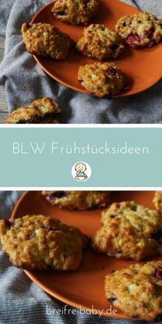 BLW Frühstücksideen - Frühstück für Baby