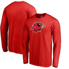Lamar Cardinals Fanatics Branded Big   Tall Classic Primary Long Sleeve T- Shirt – Red 914647450