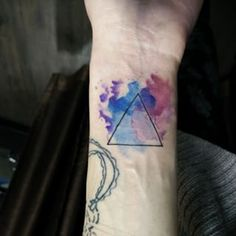 watercolor tattoo man - Cerca con Google