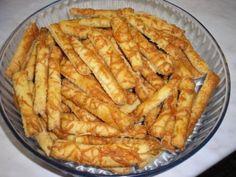 Sajtos rúd- cheesy fingers:))