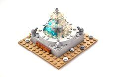 lego fountain