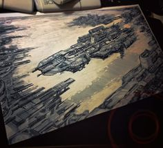 마카 그림 몇장, Stato Ozo on ArtStation at https://www.artstation.com/artwork/2kx3J