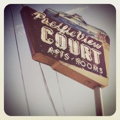 Pacific View Court Motel