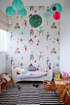 How To Style Little Girls' Rooms - The Grace Tales