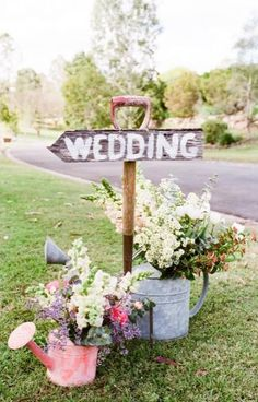 country wedding - someday for someone!