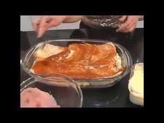 Lasanha de Pão com Queijo e Presunto