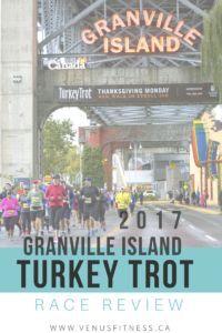 Granville Island 10km Turkey Trot- Race Recap