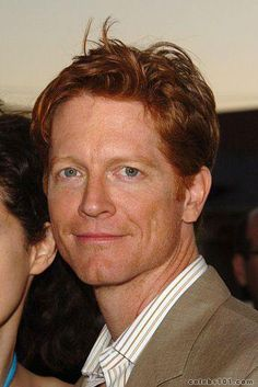 "Eric Stoltz I will always think of him in his role in ""Some Kind of Wonderful"" and ""Mask"" I fell in love with Rocky. I love a good looking Ginger. Eric Stoltz, Ginger Men, Ginger Hair, Glee, People With Red Hair, Redhead Men, Redhead Actors, I See Stars, Gorgeous Redhead"
