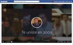 Facebook está de aniversario ya que se cumplen diez años de su lanzamiento. Por este motivo nos regala un vídeo resumen de nuestros mejores momentos en la red social.