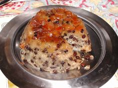 Spotted Dick-great dessert