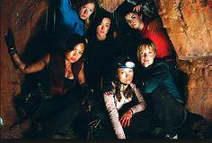 The Descent - Abgrund des Grauens : Bild Alex Reid (II), Molly Kayll . Best Horror Movies, 80s Movies, Horror Films, Scary Movies, I Movie, Good Movies, Awesome Movies, The Descent, Movies