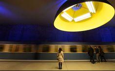 Westfriedhof Station – Munique, Alemanha