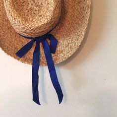 Vintage L.L. Bean beach summer fedora hat In good vintage condition L.L. Bean Accessories Hats