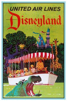 I always love finding retro & vintage Disney things.