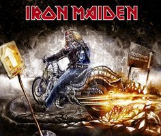 IRON MAIDEN - From here... by stan-w-d on DeviantArt
