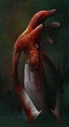 Francesco Lorenzetti: Concept Designer / Illustrator | Creature-Monsters
