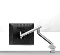 flo monitor arm by colebrook bosson sanders for herman miller. 2010.